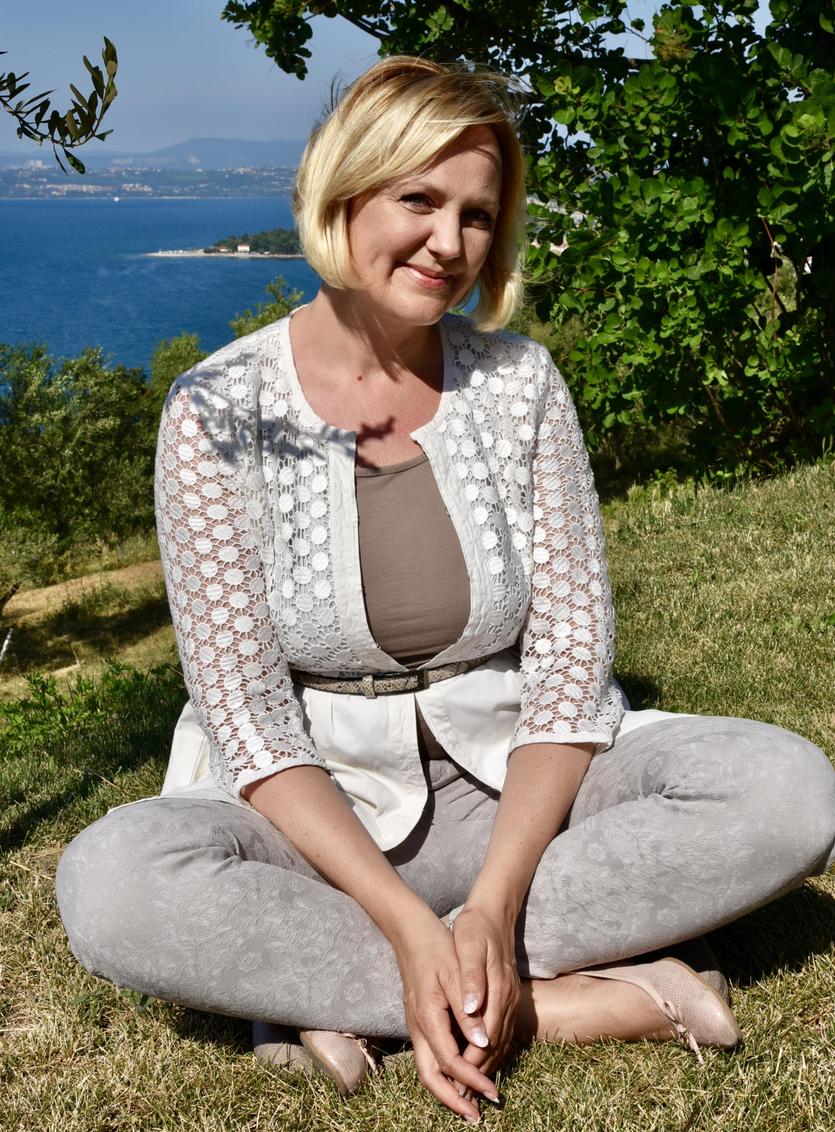Lea Sevšek Buterin za Flexyteam, Julij 2019