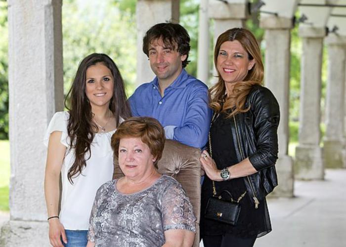 Družina Kavčič